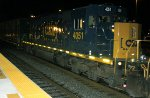 CSX 4051 third on Q409